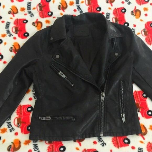 Blank NYC Jackets & Blazers - BLANKNYC leather jacket